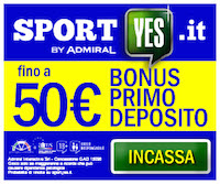 Sport Yes by admiral