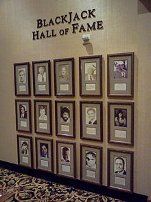 Black Jack Hall of Fame