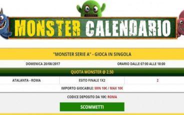 monster bet