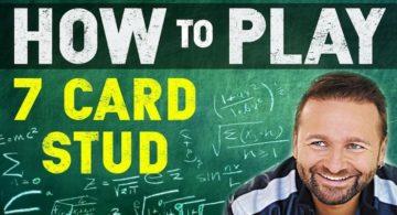 seven card stud