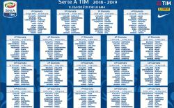 Calendario Serie A 2019-20