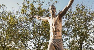 zlatan-ibrahimovic-statua