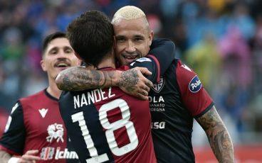 Cagliari in Champions League