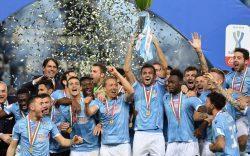 Supercoppa: è l'anno della Lazio