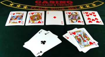 Carte Poker Texas Hold'em