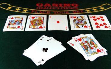 Carte Poker Texas Hold'em