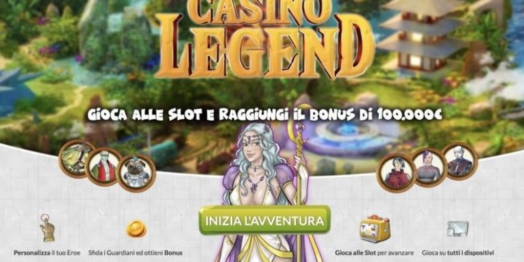 CasinoLegend