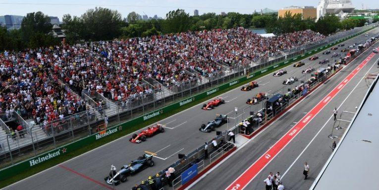 Formula 1: calendario 2020