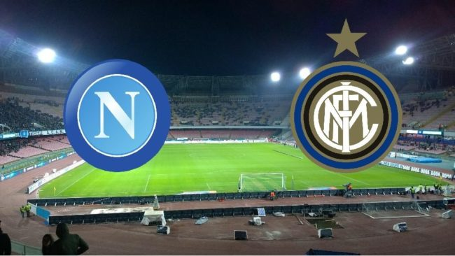 Napoli - Inter: Coppa Italia