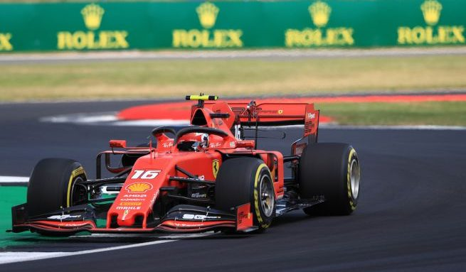 F1 Gp di Gran Bretagna