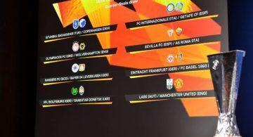 sorteggi europa league 2020