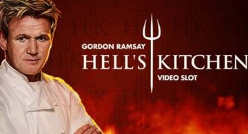 Slot Gordon Ramsay Hell's Kitchen