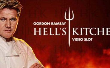 Slot Gordon Ramsay Hell's Kitchen
